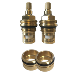 Picture of Carron Phoenix Alba Valves Cartridge and Bushes Set