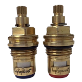 Picture of Homebase Ontario Dual Handle Valve Cartridge Set