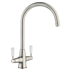 Picture for category Howdens Victorian Brushed Steel TAP4822