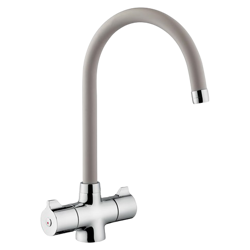 Picture for category Howdens Rhone Brushed Cashmere Tap3459